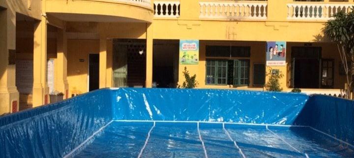 hồ bơi tại hà nội