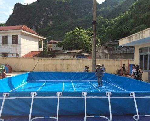 hồ bơi lắp ráp tại lạng sơn