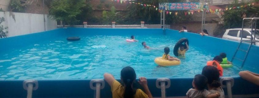 hồ bơi tại vĩnh tường vĩnh phúc