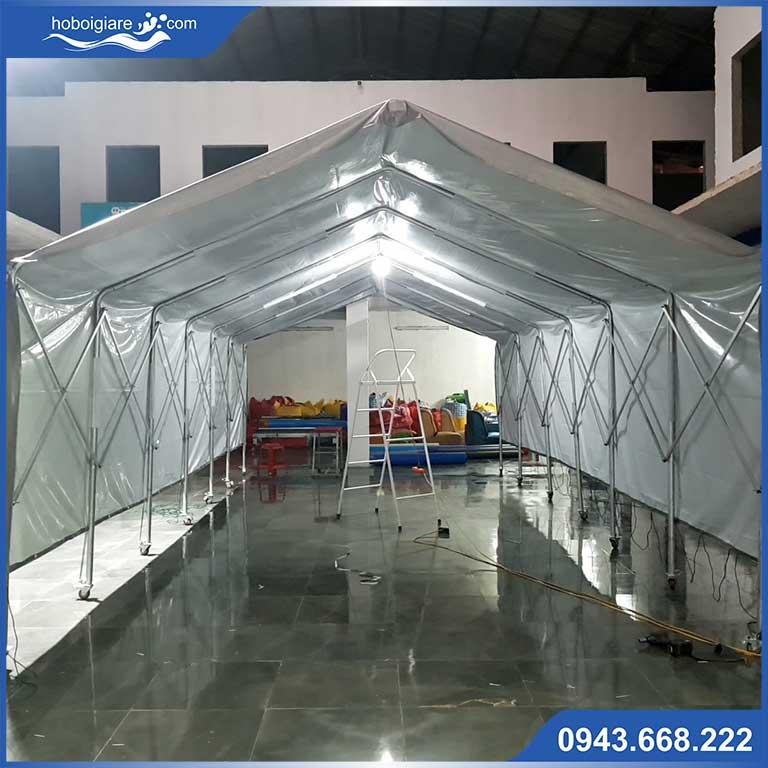 nhà lều di động