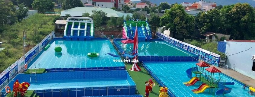 hồ bơi di động 9