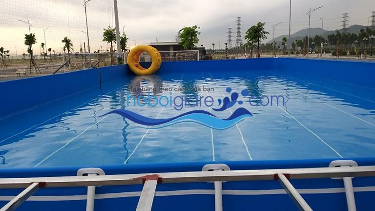 hồ bơi di động 4