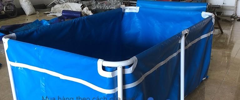 bể bơi mini 1