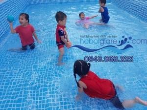 bể bơi mini 3