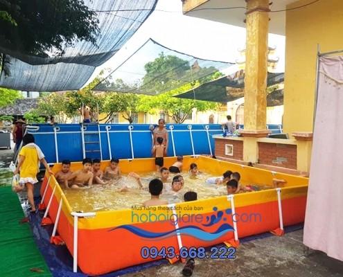 bể bơi mini