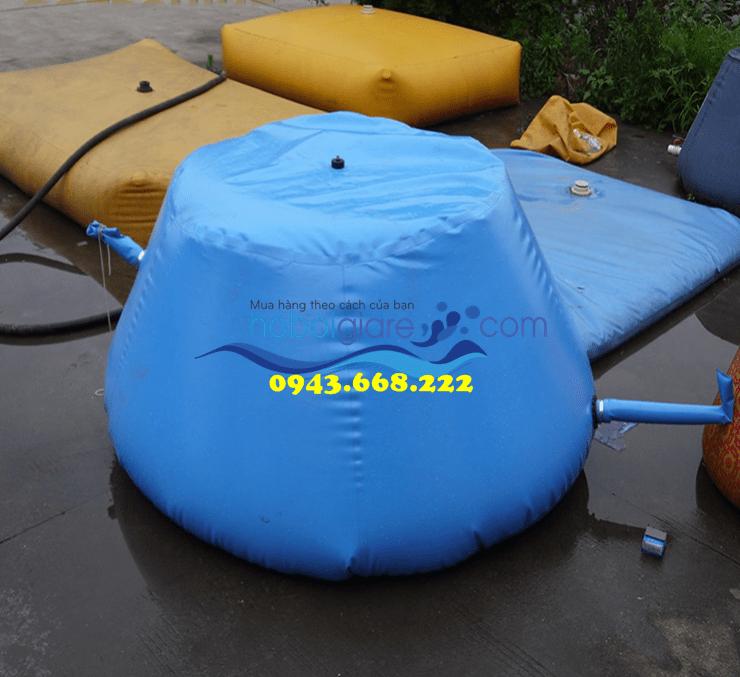 túi chứa nước dạng đứng không cần khung
