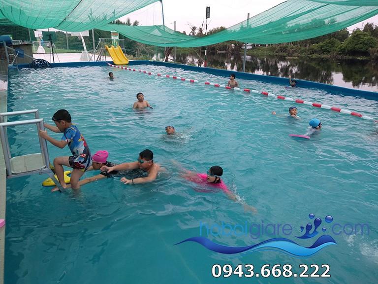 bể bơi HCM