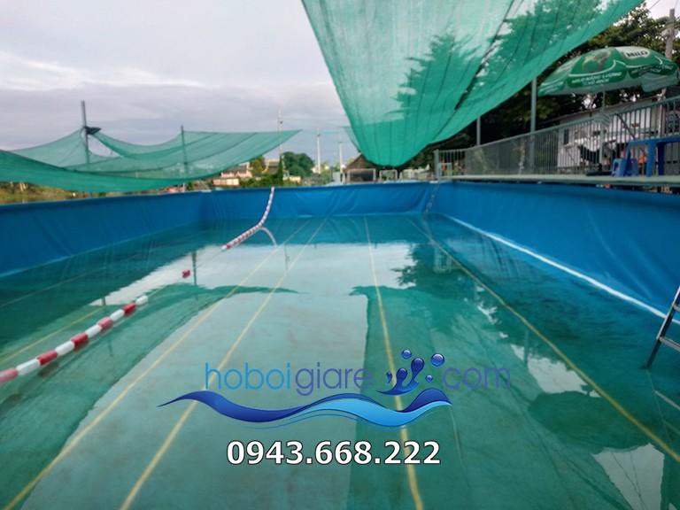 bể bơi HCM 3