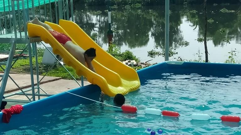 bể bơi HCM 4