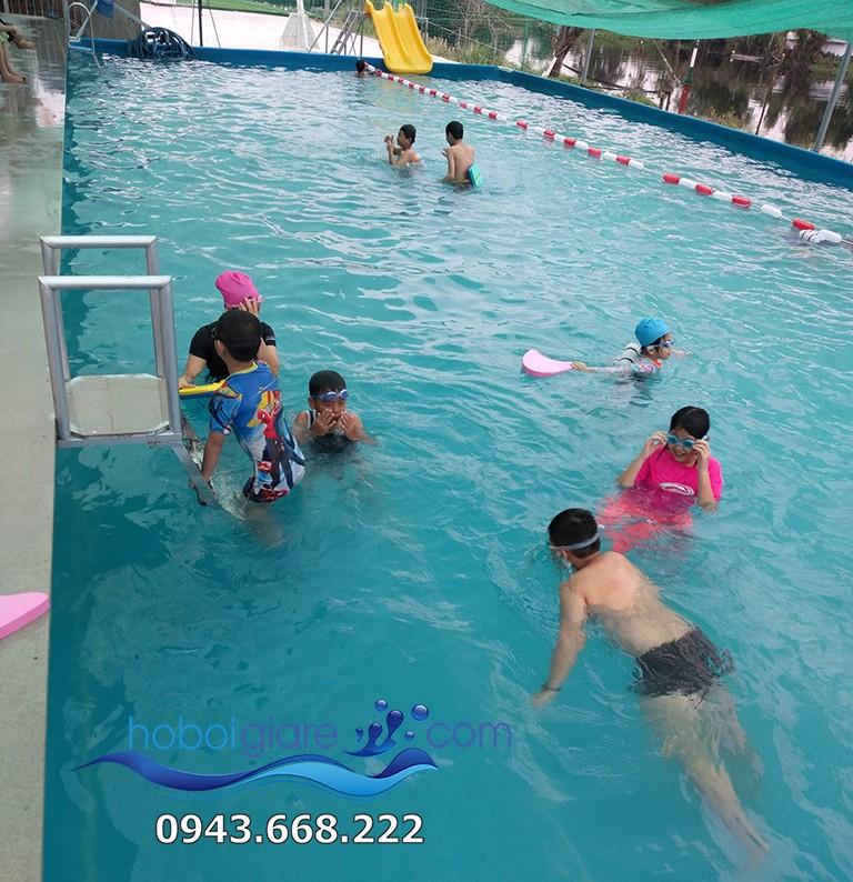 bể bơi HCM 1