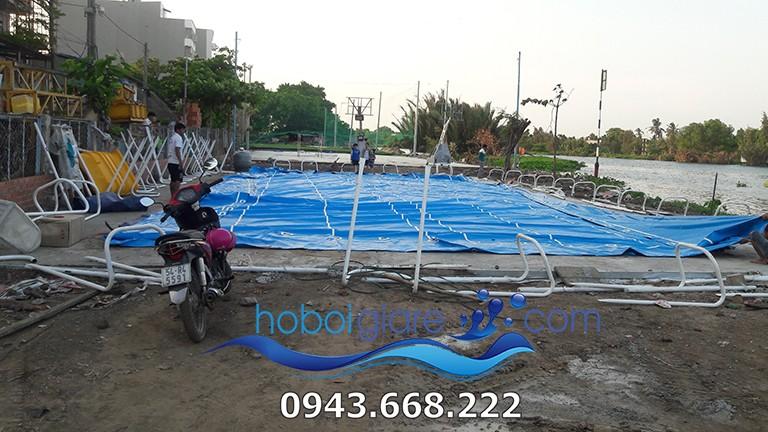bể bơi HCM 7