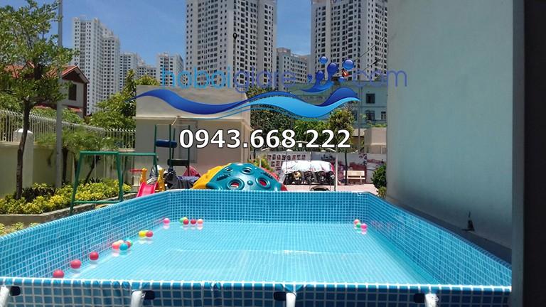 bể bơi Hà Nội