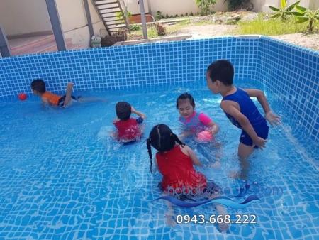 bể bơi Hà Nội 2
