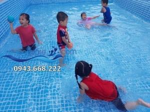 bể bơi Hà Nội 3