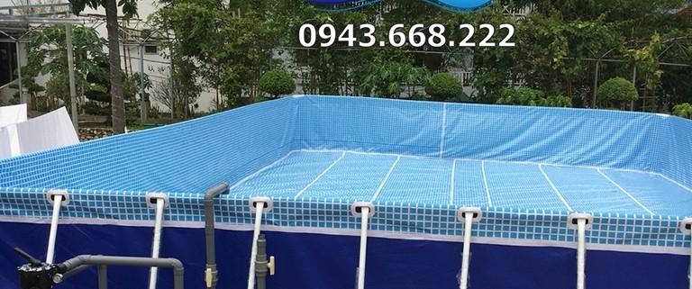 bể bơi lào cai 1