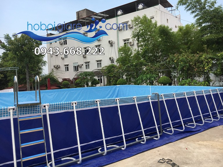 bể bơi lào cai 3