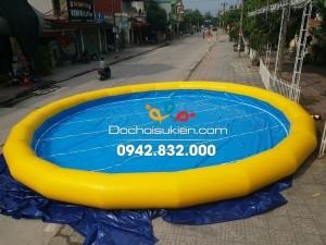 bể bơi phao 1