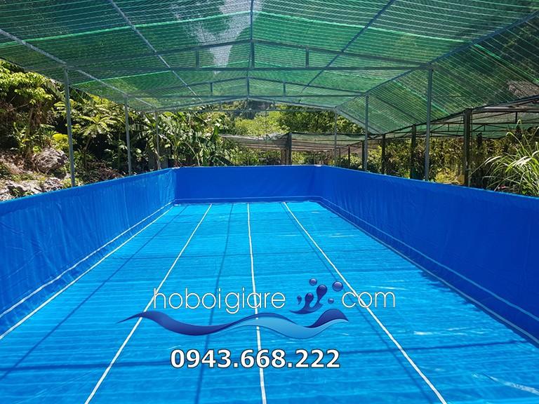 bể bơi Hòa Bình
